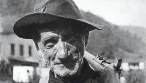 İşte madencinin kralı...Virginia 1921...
