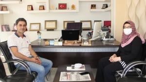 Kevser Söyler Celayir, İstanbul'da kapısının hemşehrilerine her daim açık olduğunu söyledi