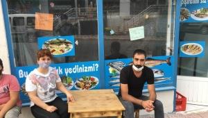 MESUDİYE'DE BALIK RESTORANT AÇILDI