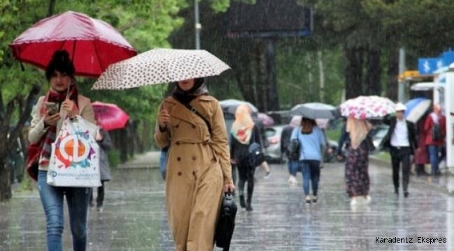 Meteoroloji'den Rize, Artvin ve Trabzon'a Kuvvetli Yağış Uyarısı: Sel Baskını Olabilir