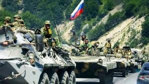 Türkiye'de bulunan gürcü STK lar Rusya'yı kınadı