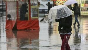 Bölgemizde 3 ilimizde kuvvetli yağış, sel ve dolu riski