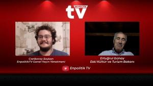 Canboray Soykan ile Yeni Yaklaşımlar - Konuk: Ertuğrul Günay