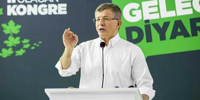 Davutoğlu'ndan Giresun mitingine tepki: Utanç verici manzara!