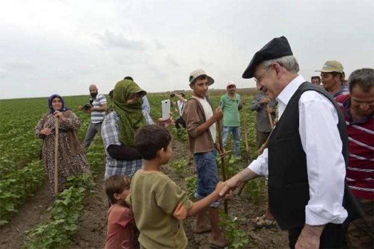 Kılıçdaroğlu: Tarımın Bu Noktada Olmasını Kabullenemiyoruz
