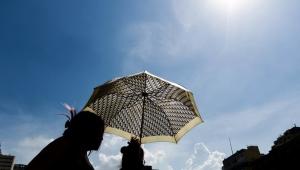 Meteorolojiden Kuvvetli Yağış Ve Sıcak Hava Uyarısı