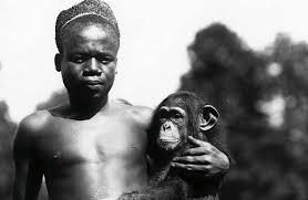 O bir Afrikalı'ydı... Kongo'lu bir pigme..