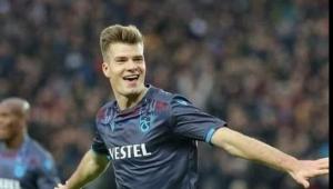 Trabzonspor Aleksander Sorloth ile ilgili bir açıklama yayınladı