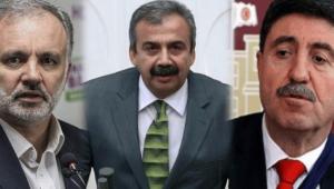 Ayhan Bilgen'den sonra Altan Tan'dan da HDP ile ilgili cesurca açıklama geldi...