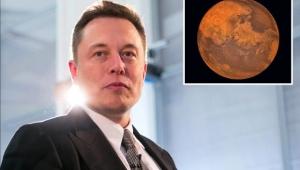 Elon Musk, Güneş bir gün Dünya'yı yutacağı için insanların Mars'a taşınması gerektiğini söylüyor...