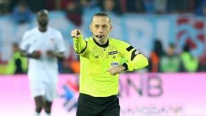 Fenerbahçe-Trabzonspor karşılaşmasını Cüneyt Çakır yönetecek