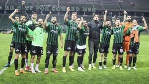 Kocaelispor, MKE Ankaragücü'nü 2-1 mağlup ederek Ziraat Türkiye Kupası'nda üst tura yükseldi