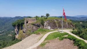 """Ordu'da işgal edilemeyen tek kale """"Gölköy Kalesi"""""""