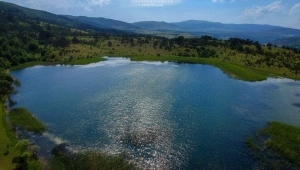 ORDU'NUN EN BÜYÜK GÖLÜ #Mesudiye ilçesinde bulunan Çiğ gölüdür