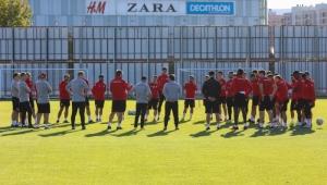 Samsunspor, Muğlaspor maçı hazırlıklarına başladı