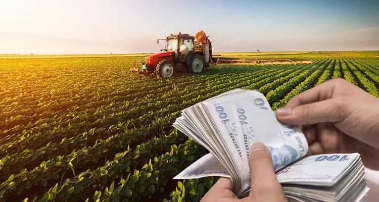 Tarımsal destekleme miktarları belirlendi