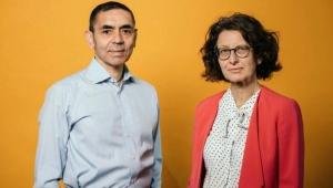 Financial Times, Özlem Türeci ve Uğur Şahin'i 'Yılın Kişisi' seçti