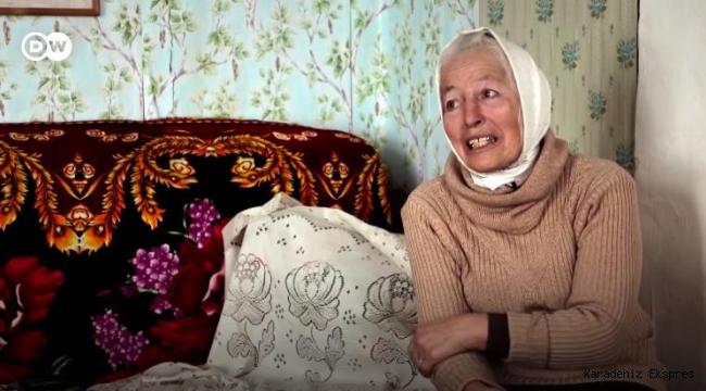 80 Yıldır Baykal Gölü Kenarında Yalnız Yaşayan Kadın: Lyubov Morekhodova