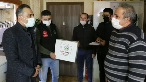 Bolu Belediyesi'nden kahvehane ve çay ocağı esnafına yardım eli
