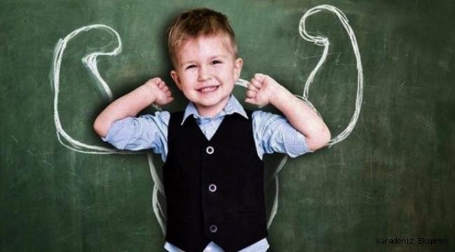 Çocuklarda öz güven nasıl geliştirilebilir?