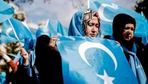 """""""DOĞU TÜRKİSTAN'DA YAŞANANLAR TAM BİR SOYKIRIMDIR """""""