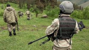 Giresun'un Espiye ilçesinde bölücü terör örgütüne ait bir erzak deposu bulundu