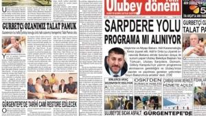 """GURBETTEN SILAYA """"ULUBEY'DE KAYBOLMAYA YÜZ TUTMUŞ MESLEK ve EL SANATLARI"""""""
