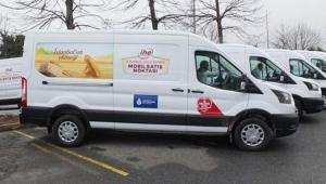 İBB'nin Mobil Ekmek Büfelerine Yasak !...