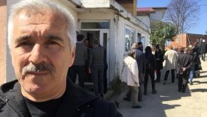 İYİ Parti Perşembe İlçe Başkanı Şenol ANŞİN : MİLLET BİZİ ÇAĞIRIYOR