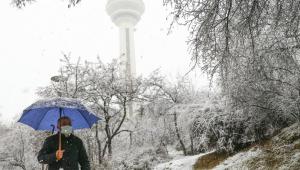 Meteorolojiden 9 ile uyarı: Kar şiddetini artırıyor!
