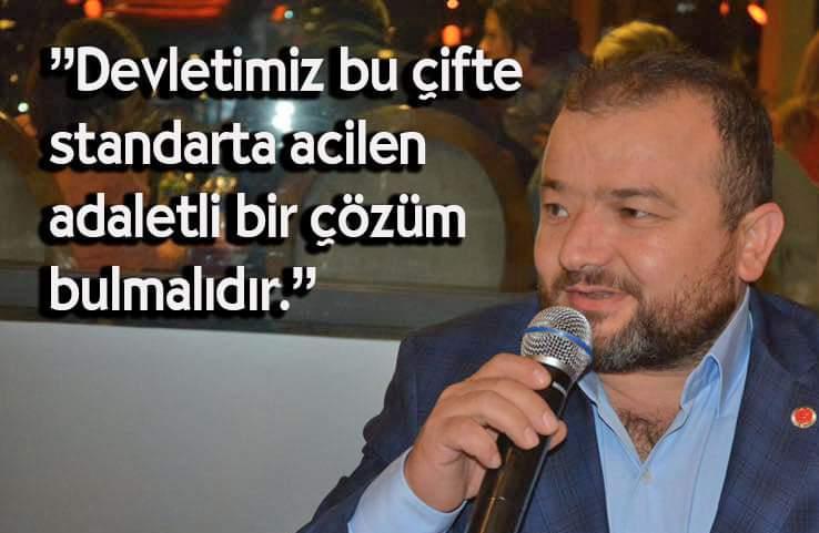 Saadet Partisi Fatsa İlçe Başkanı İsmail Koçan: Sokağa çıkma yasağındaki çifte standarta dikkat çekti