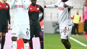 Trabzonspor 2021 ' e Galibiyetle Başladı