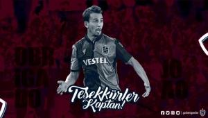 Trabzonspor'dan ayrılan Joao Pereira, sosyal medya hesabından duygusal bir mesaj yayınladı...