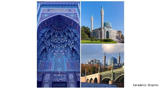 Türk Hükümdar Tarafından Yaptırılan Petersburg Camii