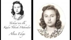 Türkiye'nin İlk Kadın Makine Mühendisi Altan Edige Kimdir?