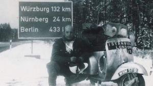 Türkiye'nin İlk Motosikletli Gezgini – Osman Gürsoy