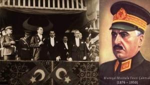 TÜRKİYE'NİN SON MAREŞALİ FEVZİ ÇAKMAK 1936'DA ORDU'YA GELMİŞTİ…