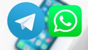 WhatsApp sohbet geçmişi 7 adımda Telegram'a taşınabilecek..