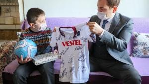 Yaşar, İstediği Trabzonspor Formasına Kavuştu