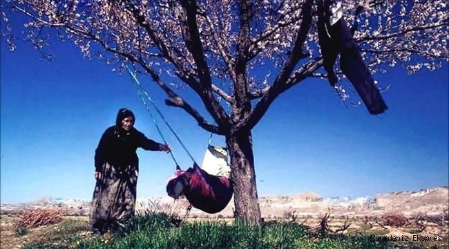 Bebeğin Beşiği Çamdan Türküsünün Hikayesi..