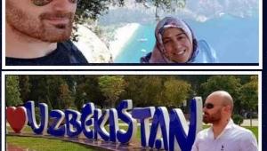 Eşini uçurumdan attıktan sonra Özbekistan'a tatile çıkmış