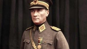 İtalyan Büyükelçisi Mustafa Kemal ATATÜRK ile görüşmek ister ve huzura davet edilir