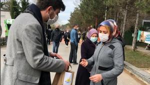 İyi Parti Çekmeköy Gençlik Kolları Arı Gibi Çalışıyor