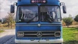 ODTÜ'nün mavi otobüsünün şoförü anlatıyor!...