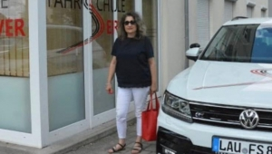 Almanya'da Ulubey li sürücü kursu Sahibi Server Shahriyari