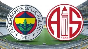 Antalyaspor'dan 'Fenerbahçe' açıklaması