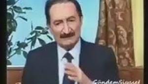BÜLENT ECEVİT'İN ÖYLE BİR VİDEOSU ÇIKTI Kİ..