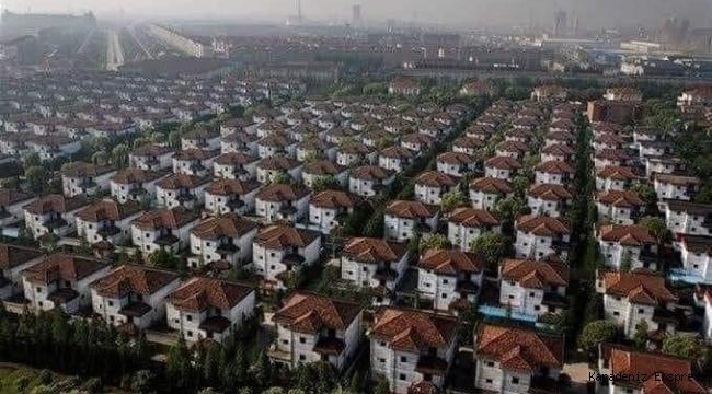 Ciangsu eyaletinde bulunan Huaxi köyü, Çin'in en zengin köyü