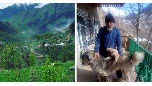 Prof. Dr. Fahrettin DEMİR herşeyi geride bıraktı ve köyüne yerleşti