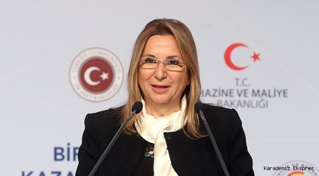 Bakan Pekcan: Türkiye'de e-ticaret hacmi 226,2 milyar liraya yükseldi